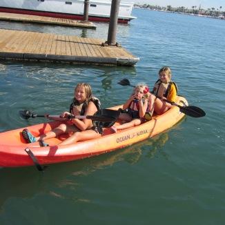 kayak-sarah-mattie-brigette