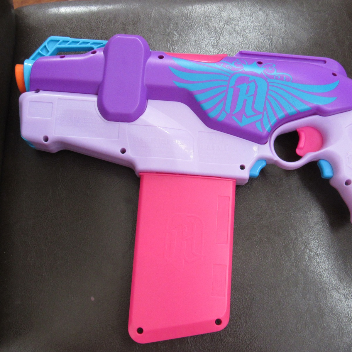 Product Review: Rapid Red Blaster, NerfRebelle