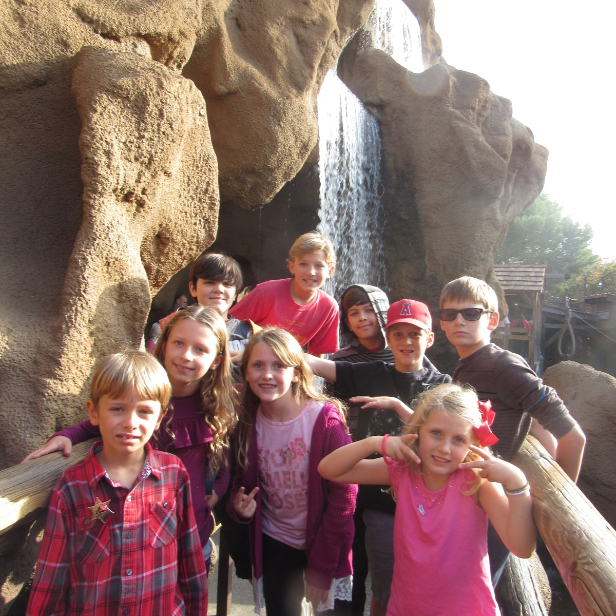 Knotts Berry Farm Field Trip