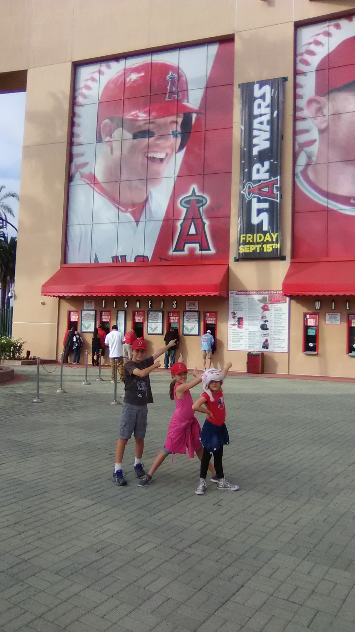 Los Angeles Angels vs. The Texas Rangers: Star Wars Night
