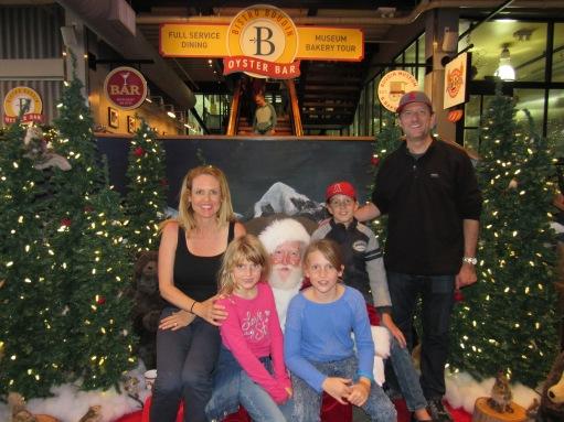 santa fw family