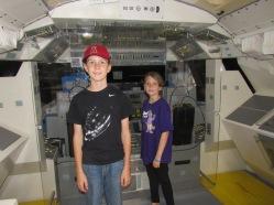 inside shuttle k s
