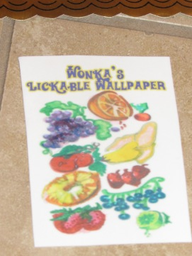 wonka lickable wallpaper