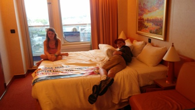 Our Grandparents Room!