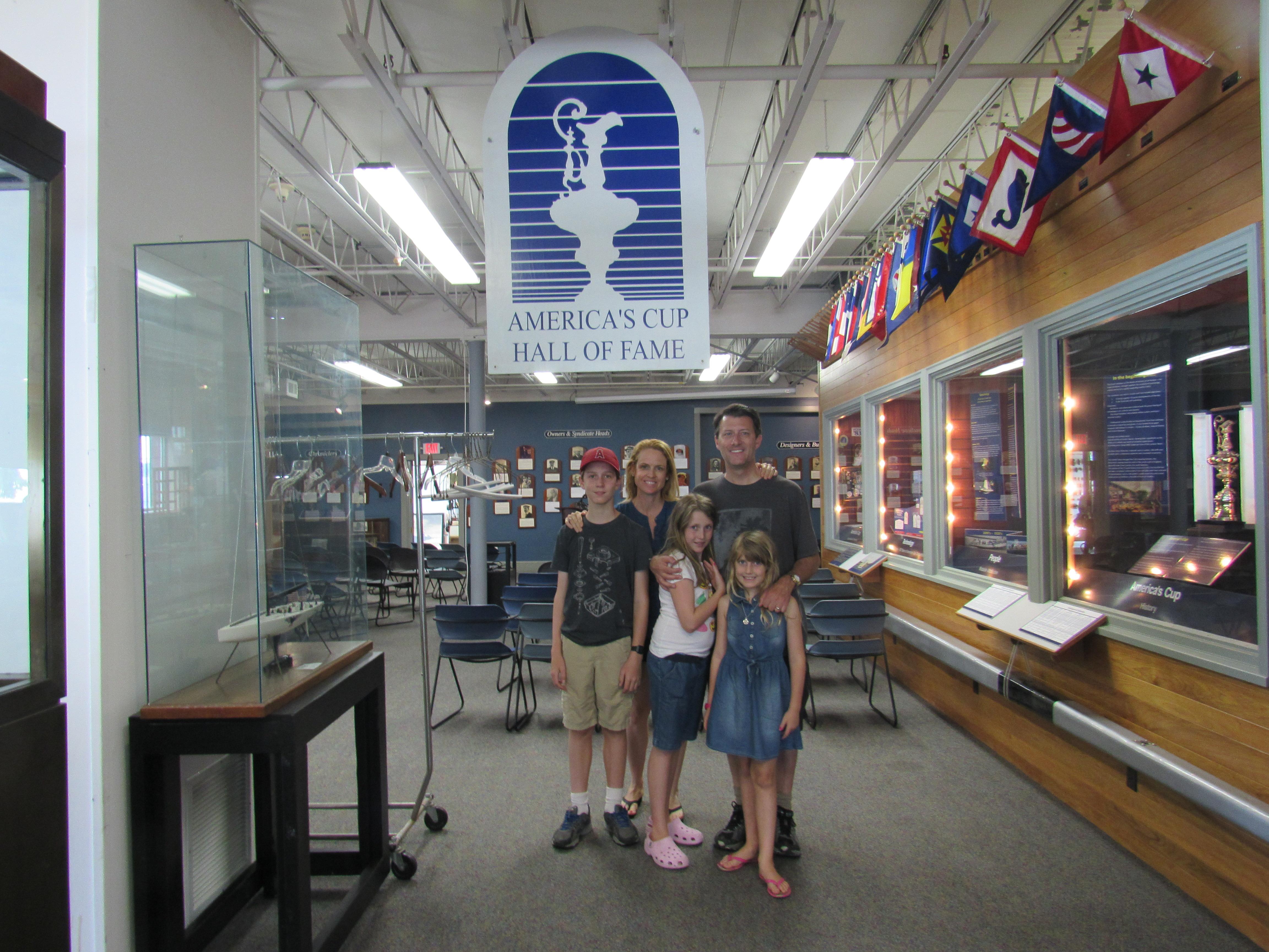New England Trip: Herreshoff Museum